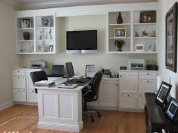 Built In Office Furniture Ideas Built In Office Cabinets Home Office Image Yvotube Com