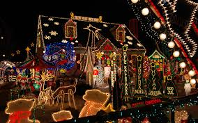 outdoor christmas lights for bushes the best christmas light displays in every state travel leisure how