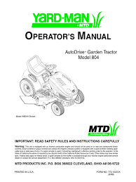 1994 mtd riding mower manual best riding 2017