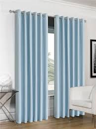 Nursery Blackout Curtains Uk Magnificent Baby Blue Curtains And Ba Blue Blackout Curtains Uk