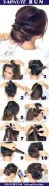 16 easy updo hair tutorials for the season easy updo updo and