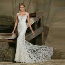 mermaid french lace wedding dresses australia new featured