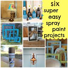 Home Decor Hardware Six Super Easy Spray Paint Projects Hardware And Home Decor