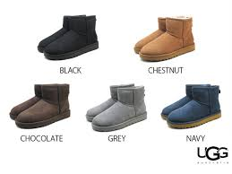 grey womens boots australia premium one rakuten global market ugg boots mini ii