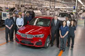 bmw factory tour south carolina plant to become bmw u0027s largest houston style