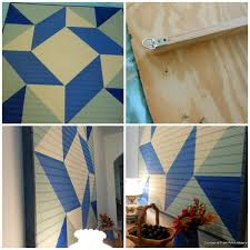 How To Make A Barn Quilt How To Paint A Barn Quilt For Your Home