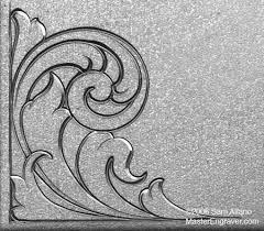 sam alfanos tips tricks for engravers relief engraving