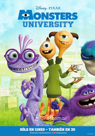 2 posters japanese trailer monsters university teaser