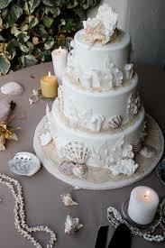 Cake Decorations Beach Theme - beach theme wedding cake decoration beach theme style decorated
