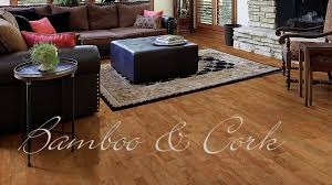 Cork Floors Pros And Cons by Bamboo And Cork Flooring Traditional Materials Modern Uses Youtube