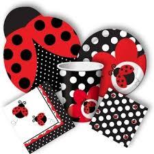 39 best ladybug party ideas images on pinterest tableware 1st