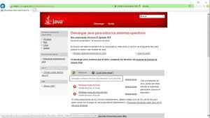 instala java para abrir el sitio del sat youtube configuración para acceso a paginas del sat caja negra