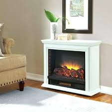 Corner Electric Fireplace White Corner Electric Fireplace Lowes Canada Insert Mantel Love