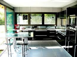 les plus belles cuisines contemporaines belles cuisines contemporaines model de cuisine americaine