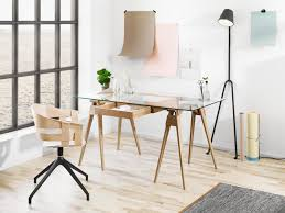 arco desks from design house stockholm architonic
