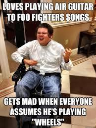 Foo Fighters Meme - tuesday s memes foo fighters 2loud2oldmusic