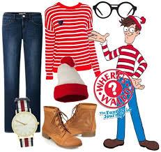 Wheres Waldo Halloween Costume Easy Stylish Halloween Costume Ideas Closet 1