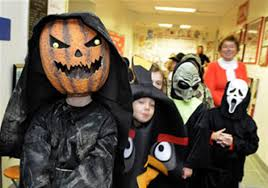halloween city findlay ohio should halloween be a movable candy feast pittsburgh post gazette