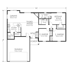 home design 87 remarkable single floor planss