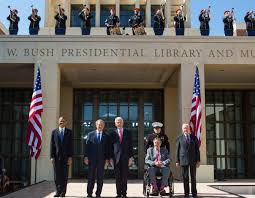 Presidents Of The United States The Museum The George W Bush Presidential Library And Museum