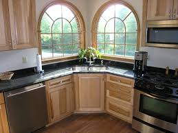 corner kitchen sink ideas hickory corner kitchen sink images kitchens corner