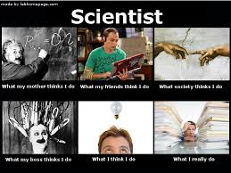 Lab Tech Meme - getting in on the what they think meme labhomepage