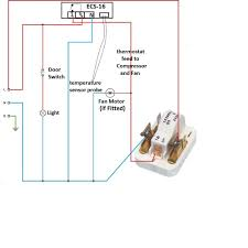how to replace fridge freezer circuit board with digital