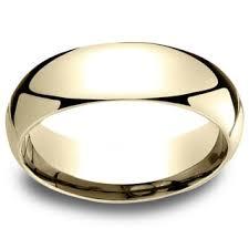 mens gold wedding bands men s wedding bands groom wedding rings shop the best deals