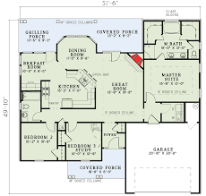 what is a split floor plan traditional split bedroom design 5908nd architectural designs