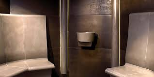 luxury steam room new york luxury spa amethyst crystal steam room