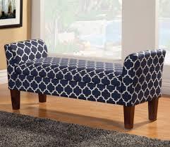 blue storage benches extra storage with styles elegant