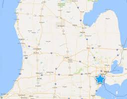 Bay City Michigan Map by Contact Blue Line Building Co 517 410 4385 Brownstown Mi