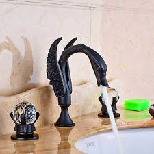 Pewter Bathroom Faucet by Swan Faucet Ebay