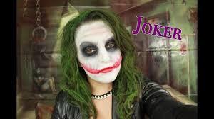 Heath Ledger Joker Halloween Costume Tuto Halloween Makeup Le Joker Heath Ledger