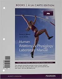 Anatomy And Physiology Dictionary Free Download Amazon Com Human Anatomy U0026 Physiology Laboratory Manual Fetal