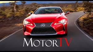 lexus lf lc engine 2018 lexus lc 500 l exterior l interior l driving scenes youtube