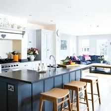 country living kitchen design ideas open plan large island and