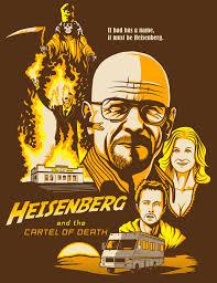 Heisenberg Meme - heisenberg and the cartel of death breaking bad know your meme