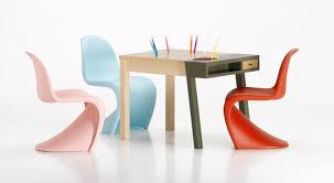 Iconic Chairs by Kids Panton Chair Verner Panton Junior Chair Hivemoderncom