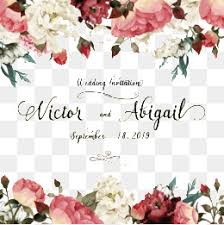 wedding flowers png wedding png images vectors and psd files free on pngtree