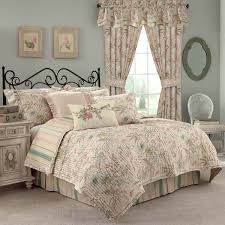 Country Style King Size Comforter Sets - shop waverly cape coral quilt set the home decorating company