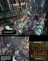 Fallout 3 Metro Map by Vernon Square The Vault Fallout Wiki Fallout 4 Fallout New