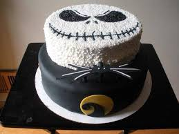 nightmare before cake cakes others