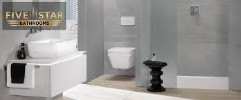 five star bathrooms creating bathroom magic all over dublin