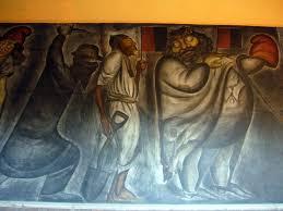 Jose Clemente Orozco Murales Universidad De Guadalajara by The Poor 1926 José Clemente Orozco Was A Painter Who Helped Lead