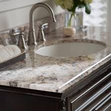 Home Decorators Collection 49 in Stone Effects Vanity Top in
