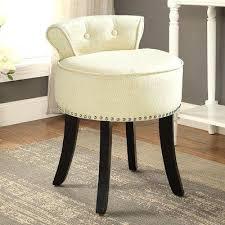 Black Velvet Tufted Bench Vanities Katherine French Boudoir Style Gray Silver Velvet