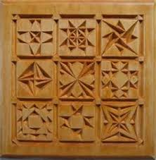 Wood Carving Patterns For Free by Steps Geometric Wood Carving Geometric Wood Carving Pinterest