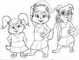 alvin and the chipmunks brittany coloring pages coloring home