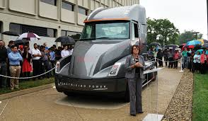 electric truck asianauto com cummins beats tesla with all electric truck launch